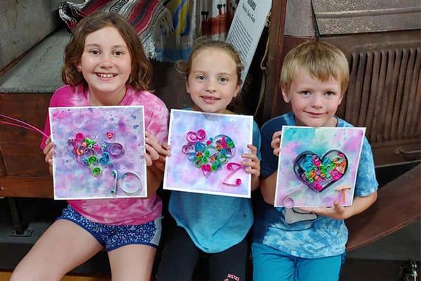 Weekday Art Class Kids
