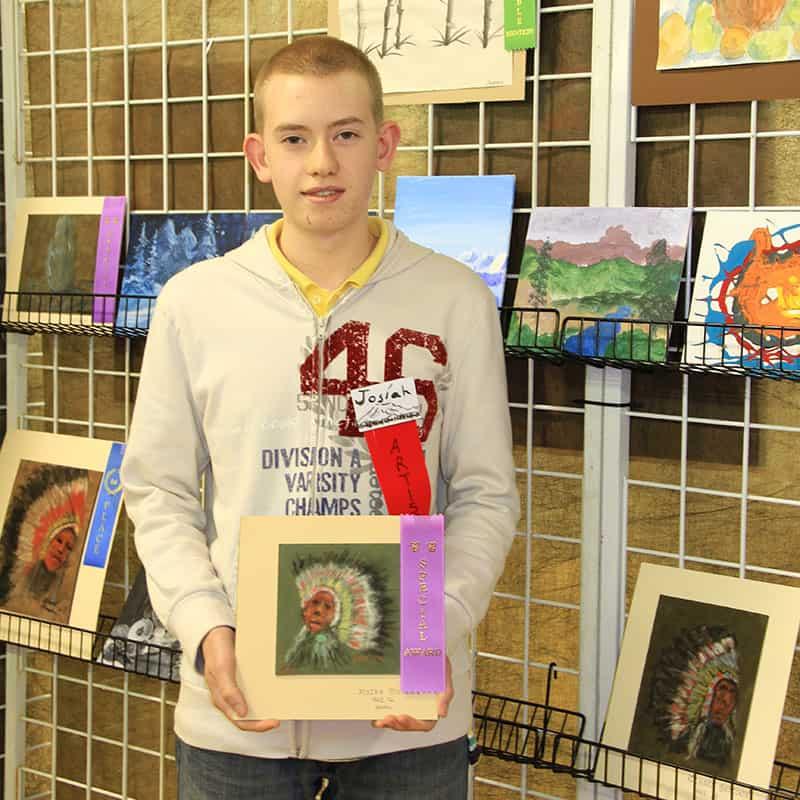 Student Art Show Winner