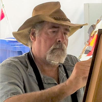 Ian Ricker, Oldfield Art Show Advisory Board