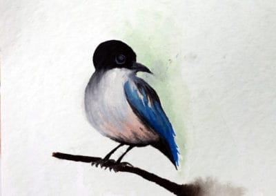 Little Bird, age 15