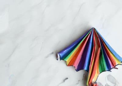 Umbrella Contrast, age 7