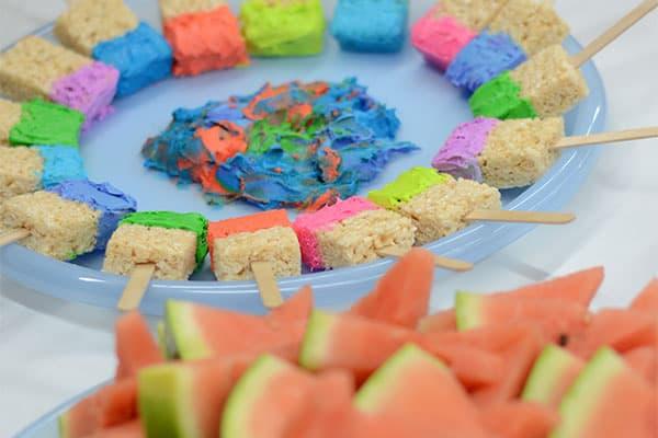 Children's Birthday Party Treats