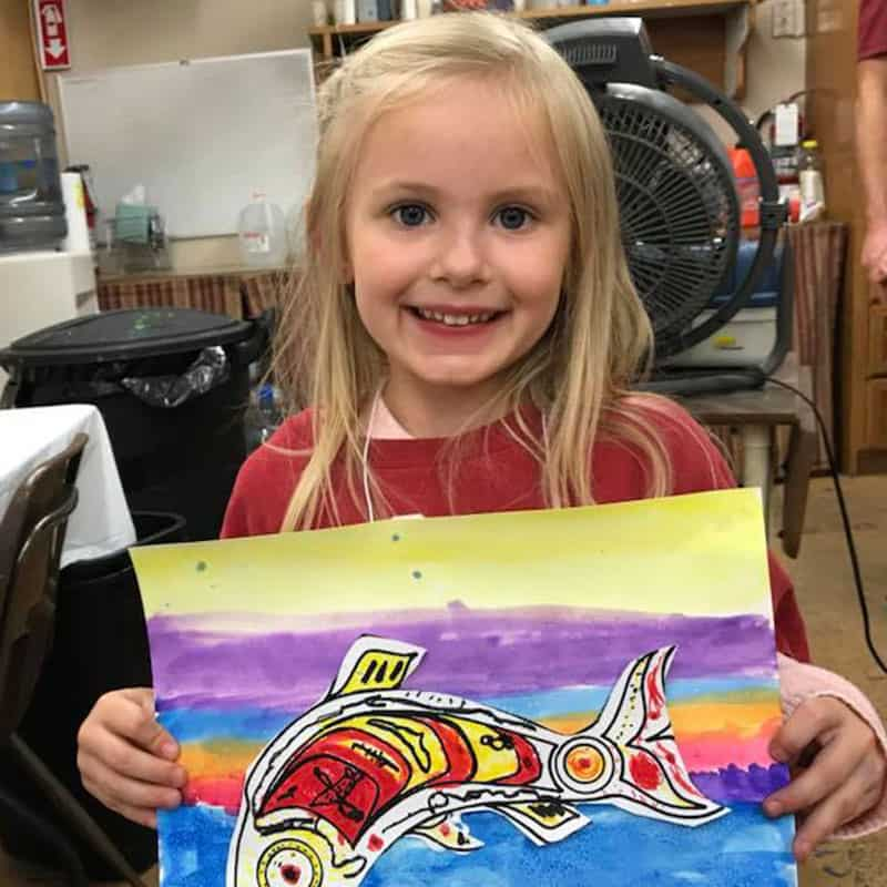 Fred's Creative Kids Art Classes