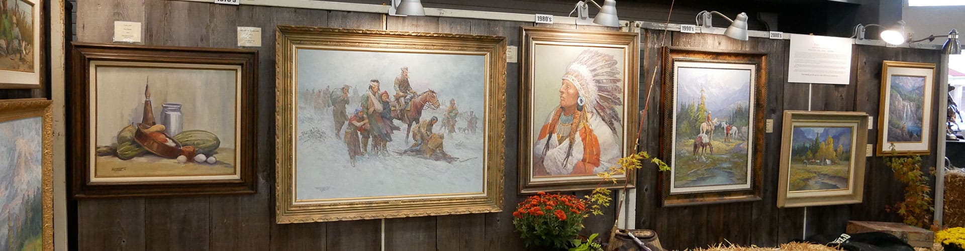 Fred Oldfield's Western Heritage and Art Center Events