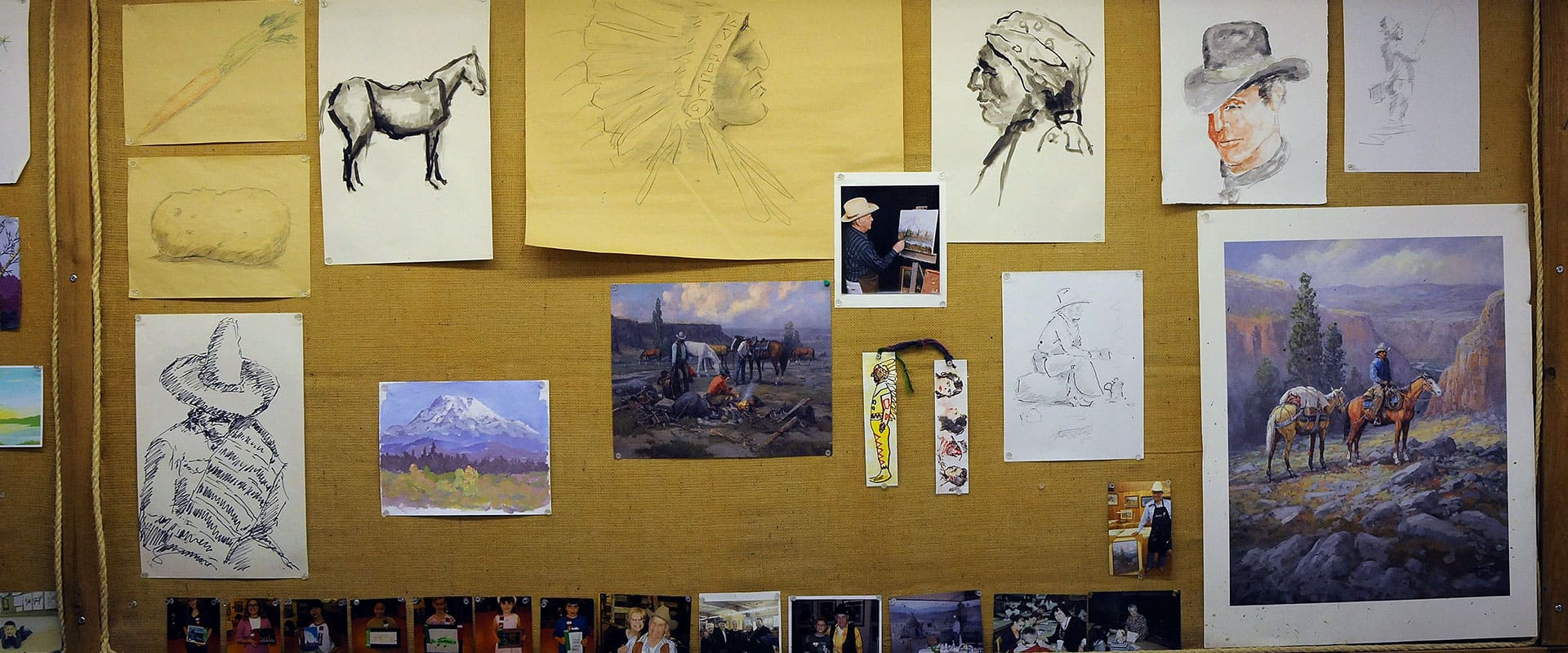 Class Registration, Art Classes Puyallup